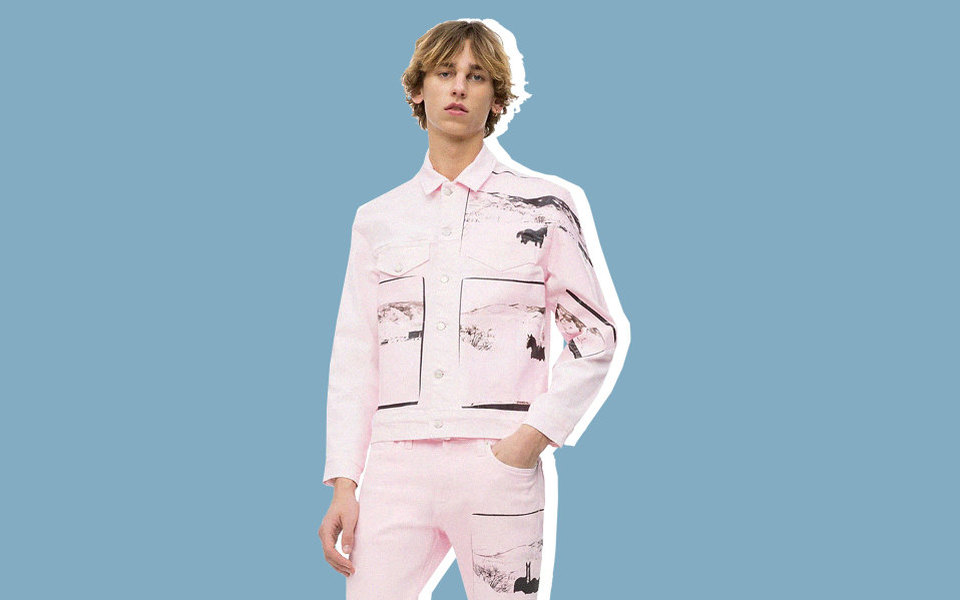 Calvin Klein Jeans выпустили коллекцию средкими фотоработами Энди Уорхола
