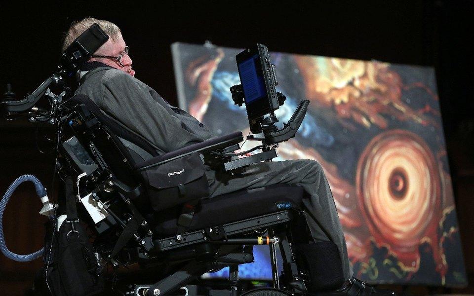 Стивен Хокинг предоставил бесплатный доступ к своей диссертации  Стивен Хокинг предоставил бесплатный доступ к своей диссертации