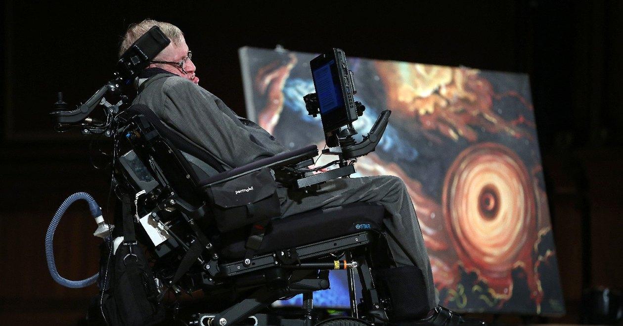 Стивен Хокинг предоставил бесплатный доступ к своей диссертации  Стивен Хокинг предоставил бесплатный доступ к своей диссертации Журнал ru