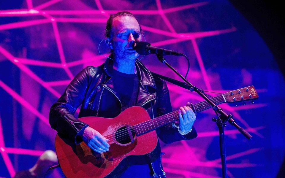 Radiohead представили один изтрех неизданных треков