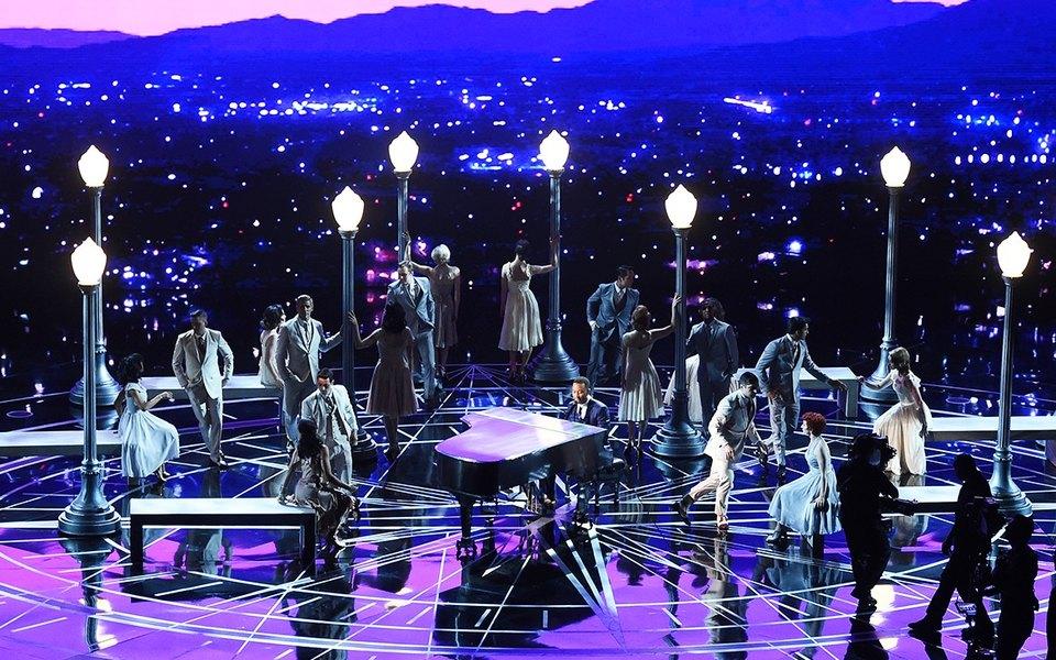 Выступление Джона Ледженда нацеремонии «Оскар»