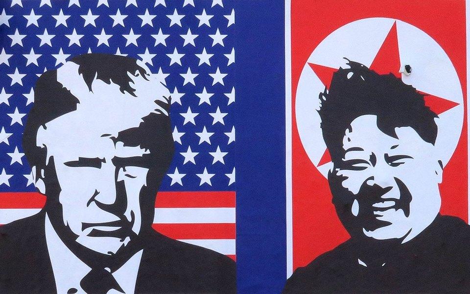 «Человек-ракета» и«старый маразматик»:  диалог, который грозит миру ядерной войной