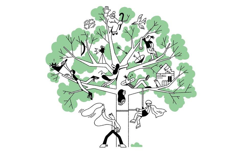 Как освоить навыки древолазанья