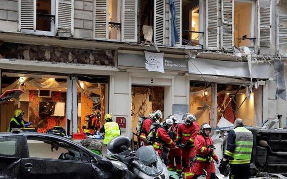 Картинки по запросу взрыв в париже