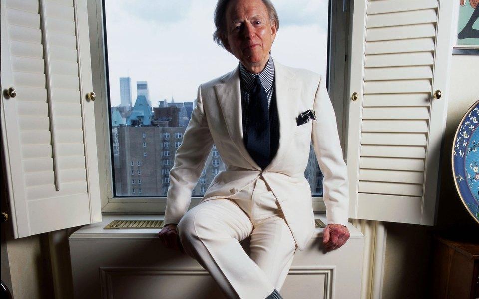 Белый пиджак Тома Вульфа