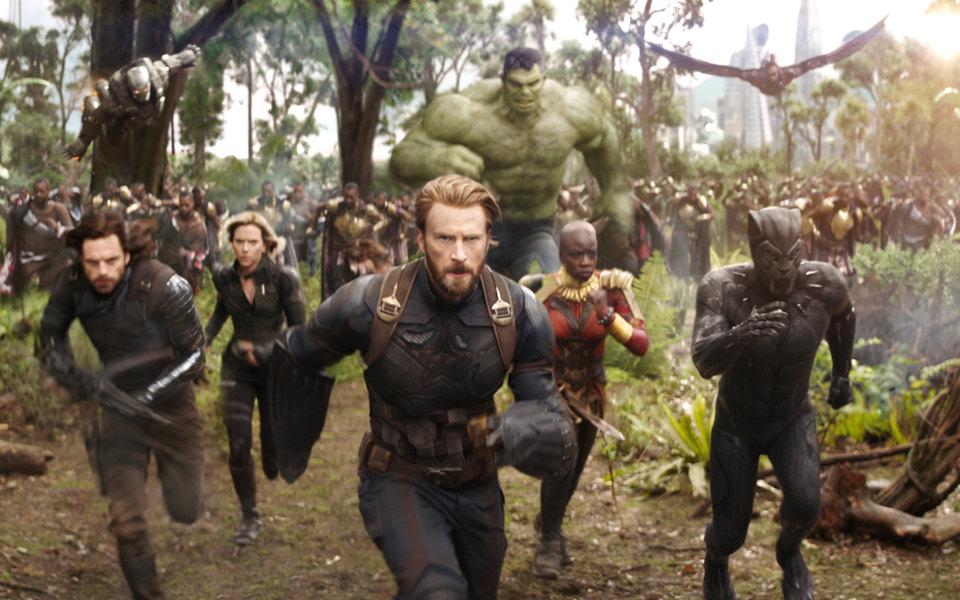Опубликован новый трейлер фильма «Мстители: Война бесконечности»