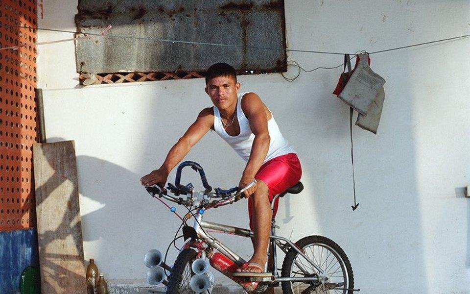 Я буду долго гнуть велосипед