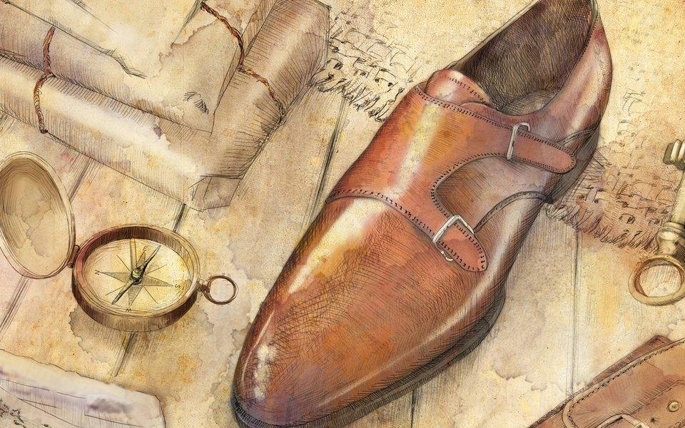 Пятиминутный путеводитель поистории обуви